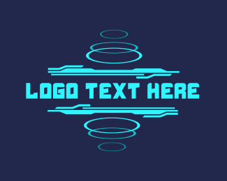 Alien - Alien Invasion Wordmark logo design