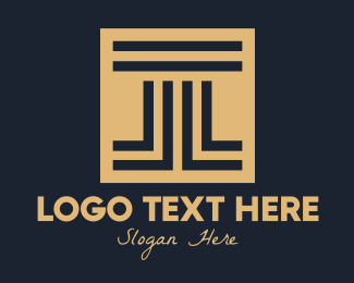 Concreter - Professional Firm logo design