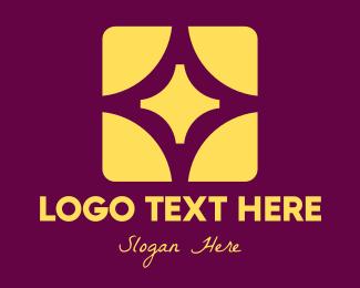 Classy - Classy Star Square logo design