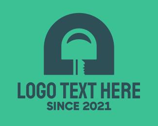 Key - Automotive Key logo design
