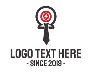 Webcam - Office Camera logo design