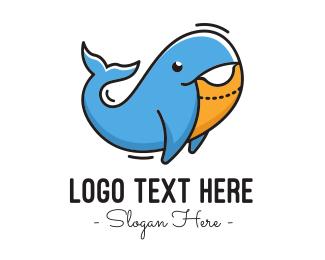 Logo Design - Whale Ticket