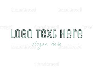 Contemporary - Modern Company logo design