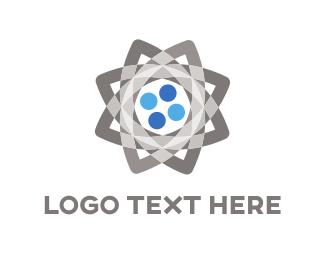Grey - Grey Star logo design
