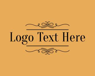 Fancy - Fancy Restaurant Wordmark logo design