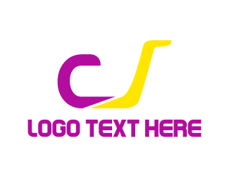 Cart - C & S logo design