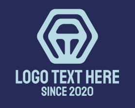 Advertising - Abstract Business Startup Hexagon logo design
