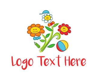 Yard - Happy Garden logo design