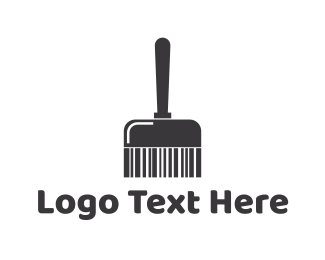 Bar Code - Clean Code logo design