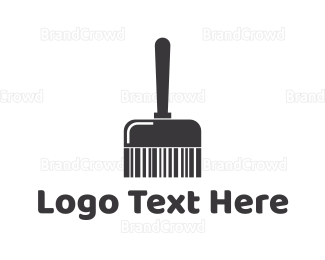 Cleaning Services - Clean Code logo design