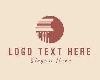 Fashion Designer - Fashion Pillar logo design