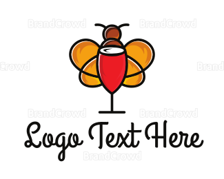 Drink - Honey Drink logo design