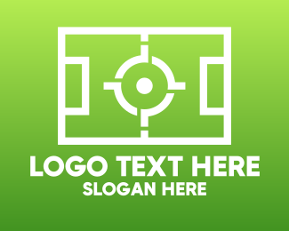 Sport - Football Sports Field logo design