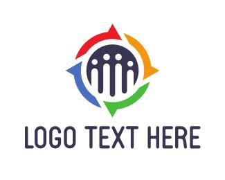 Compass - Team Compass logo design