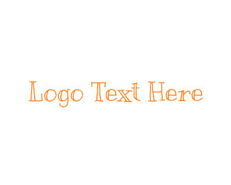 School - Hand Crafted logo design