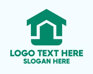 Mobile App - House Shopping Mobile App logo design