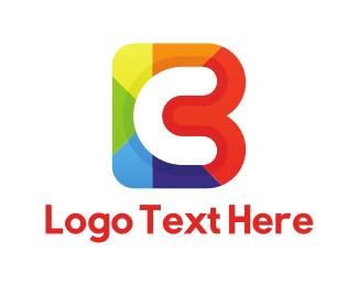 Bc - B & C logo design