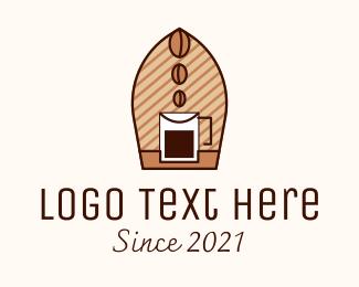 Carafe - Brewed Coffee  logo design
