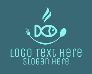 Seafood - Seafood Restaurant logo design