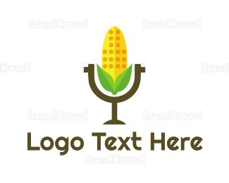 Radio - Farm Radio logo design
