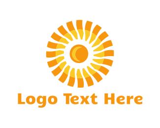Sunshine - Bright Sunshine logo design