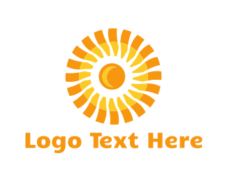Gravity - Bright Sunshine logo design