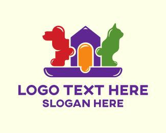 Logo Design - Pets Puzzle