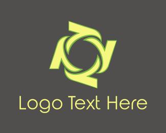 Letter Y - Circle Letter Y logo design