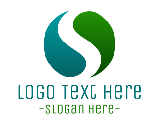 """Organic Letter S"" by eightyLOGOS"