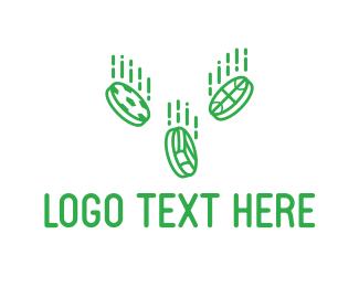 Volleyball - Sports Bet logo design