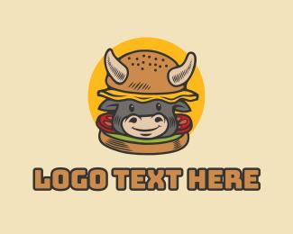 """Beef Burger Restaurant Mascot"" by town"