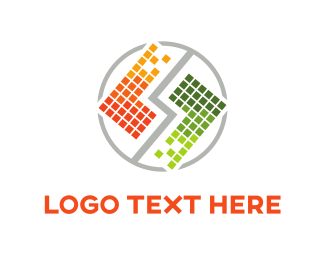 Tetris Squares Duo Logo
