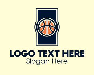 Mvp - Basketball Ball logo design