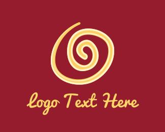 Twirl - Coffee Swirl logo design
