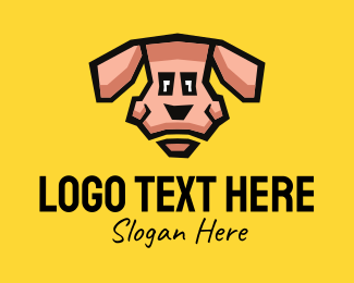 Pet Store - Pup Pet Adoption logo design