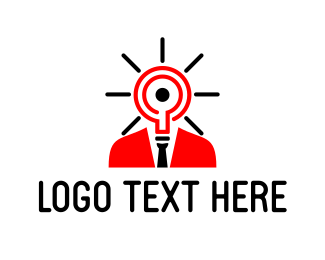 Brilliant - Bright Idea logo design