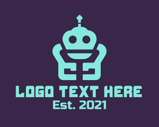 Repair - Repair Robot logo design