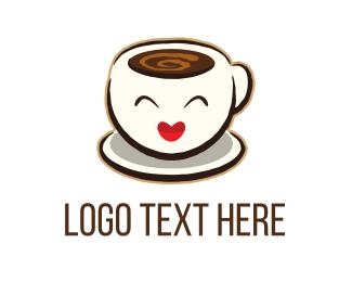 Happy - Happy Espresso logo design