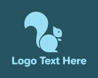 Wildlife - Abstract Squirrel Logo logo design