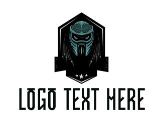 Predator - Predator Gaming logo design