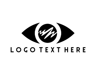 Optometrist - Black Vision logo design