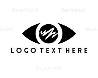 Sight - Black Vision logo design