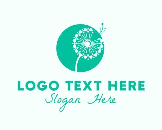Gardener - Floral Circle logo design