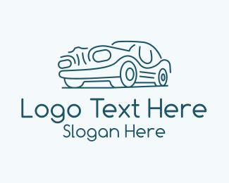 Vehicle - Minimalist Car Vehicle logo design