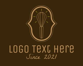 Idea - Whisk Bakeware Idea logo design