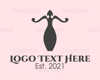 Fashion - Fashion Mannequin logo design