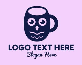 Owl Mug Logo