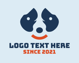 Nose - Pet Dog Hound logo design