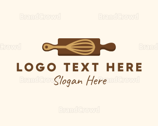 Delicacy - Baking Tools logo design