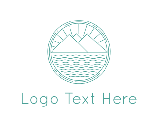 Landscape Circle Logo